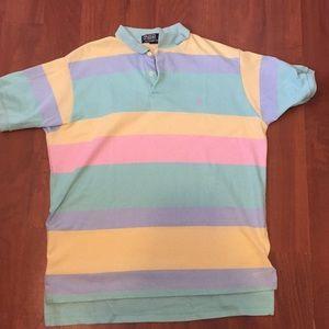 Pastel Polo Shirt